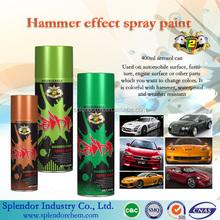 laptop spray paint/textured spray paint for plastic/uv protection spray paint