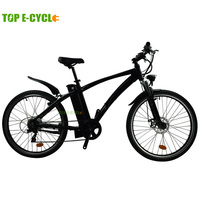 hot selling charging electric mountain bike with disc brake