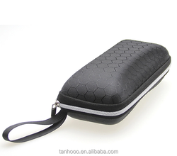 Custom Design EVA Hard Molded Silhouette Eyeglasses Case ,EVA Glasses Case