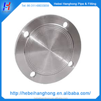 Application in electric power stainless steel ring type joint flange