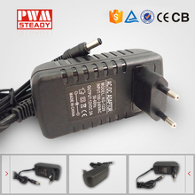 Steady CE approved SAD-25-15 25w 15v 1.5a ac dc power adapter