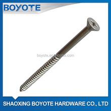 Stainless Steel 304 DIN7505 Chipboard Screws (A2-70)