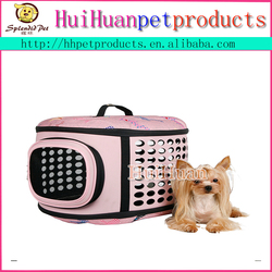 Good quality soft dog carrier tote airline pet carrier tote