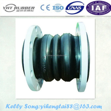 Flange type rubber expansion joint with lowest price