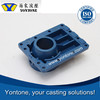 Yontone Factory Customized A390 A356 ZL102 AlSi12Fe ADC12 AlSi9Cu3 A380 die casting motor cover