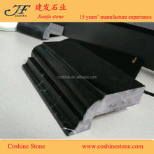 Chinese marble Nero Oriental marble lines