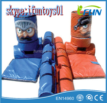 inflatable knock your block off for sale / inflatable knock off your head /adults knock your block off