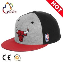 New style wholesale promotional custom guangzhou snapback cap factory