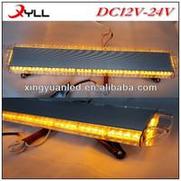 LED ring light bar for rv accoriess led warning light bar strobe light for truck
