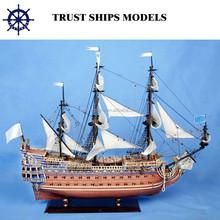 Cheap Wooden Miniature Ship Model
