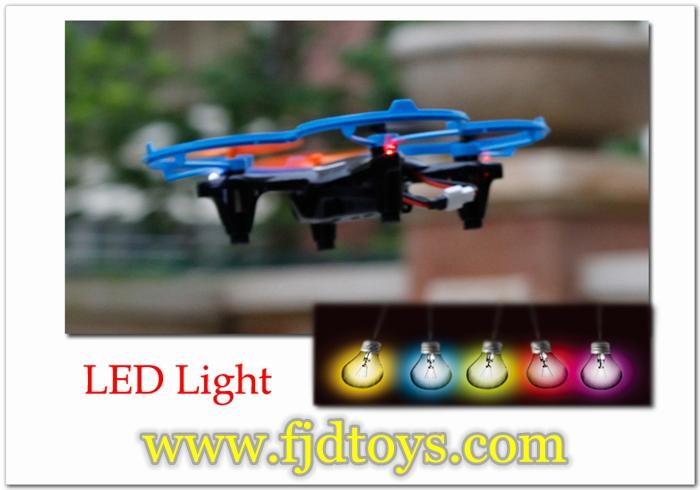 Nuovo prodotto 2014 2.4g cena drone 4ch 6 assi quadcopter stabilizzatore
