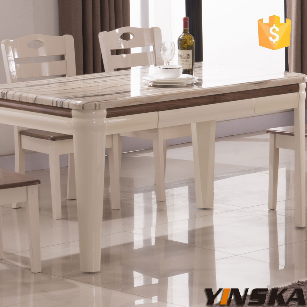 white marble top dining table with 6 8 10 chairs buy white marble top dining table with chair. Black Bedroom Furniture Sets. Home Design Ideas