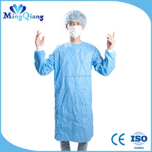 Comfortable dental disposable doctor's gown