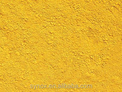 iron oxide pigment Yellow 3920LV emulsion paint for interior walls