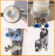 2015 newly type upscale high quality mould reasonable-priced hand-built professional air spray gun