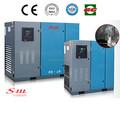 kw 15 20 hp de frecuencia estándar tornillo compresor de aire