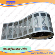 Largo alcance etiqueta RFID UHF para activos de seguimiento / UHF pasiva etiqueta RFID tag