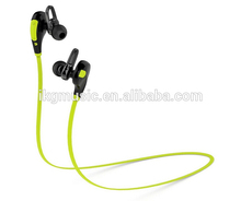 Popular high end In ear wireless earphone with noodle design headphone for calling somebody