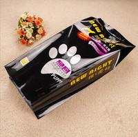 hot sale plastic pet food packaging bag for dog food
