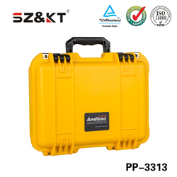 Hard Instrument Case Plastic Carrying Case