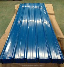 color coated roofing sheets --- high quality of construction material