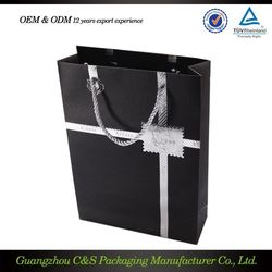 Custom-Made Durable Packaging Bag For Suits