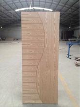 Barato puertas de madera de madera sencilla puertas