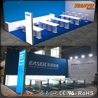 professional exhibition booth stall design