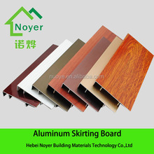 Decorative Architectural Customized Mouldings Baseboard Skirting