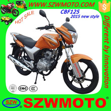 2015 Brand-new Design low consumption CBF125 Racing Motorcycle