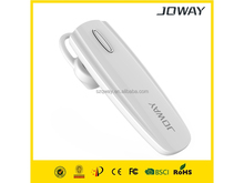 Bluetooth headset H06 with slight design and competitive price, fit for Apple's and Andriod phones