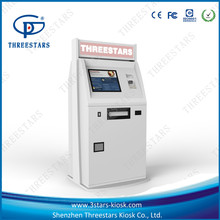 vending machine business barcode scanner dispensers payment kiosk