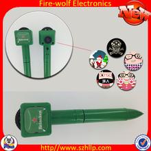 toys wholesale china novelty LED flashing gift Projector ball pen