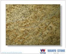 River yellow granite countertop bar top