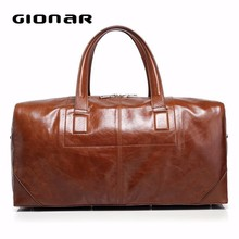 2015 winter fashion famous men leather handbag made in China