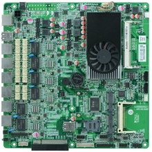 Server Application and DDR3 Memory Type 1037U mini itx motherboard withGPIO