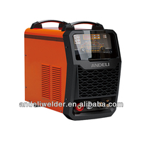 Chinese TOP Seller Multi Function DC Inverter AC/DC tig mma pulse welding machine 315amp