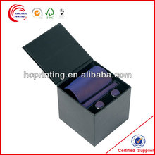 Alta calidad Cajas de cartón para corbata de lazo