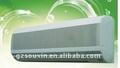 9000btu-36000btu split acondicionador de aire con led/lcd pantalla central