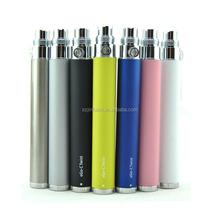 Jinfushi Ego Style Battery EGo Twist ego vaporizer pen With 650mah/900mah Battery
