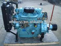 Weifang 4100G 4100P with PTO Diesel Engine