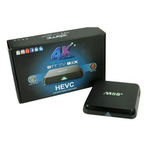 Amlogic M8s+ android tv box M8s plus support dual band wifi,bluetooth