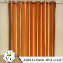 Ready made curtain supplier Comfortable Hotel Blackout curtain