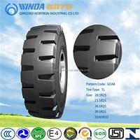 OTR tyre off-the-road tire radial tire BOTO/WINDA Brands GCA8 Dozers Loaders Graders 29.5R25