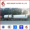 Storage tank double layer cryogenic oxygen tank factory