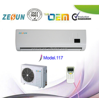220V~240V 50Hz Wall Mounted Split Type Best Famous Brand Air Conditioner