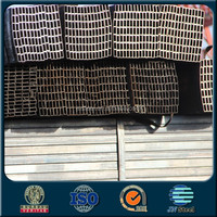 astm a500 grade c square steel pipe tube