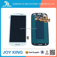 Original lcd with touch digitizer complete for samsung galaxy s3 i9300