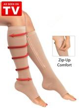 AsS SEEN ON TV New scoks Zip knee socks
