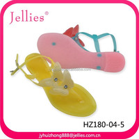 Summer Plastic Beach Shoes, jelly sandals